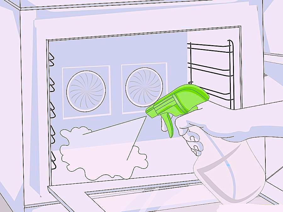 Come pulire il tuo forno – modelli diversi