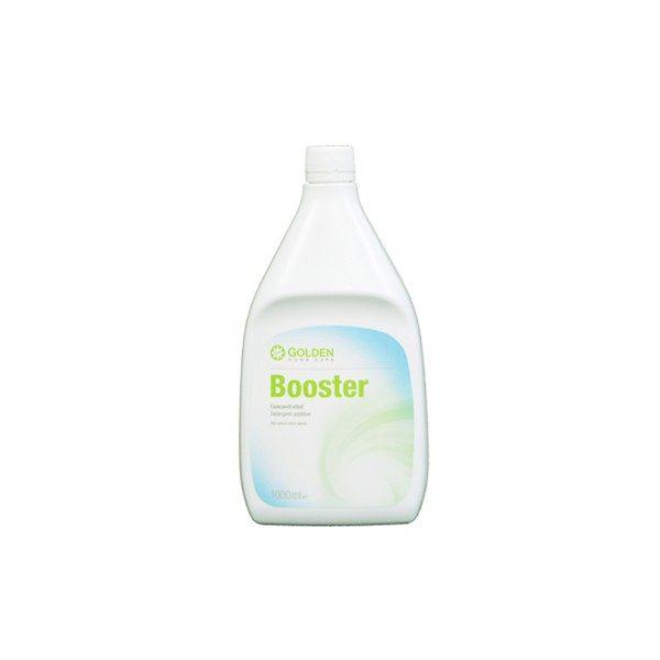 BOOSTER come pulire, lavatrici, vetri