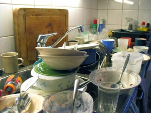 sgrassare cucina ristorante