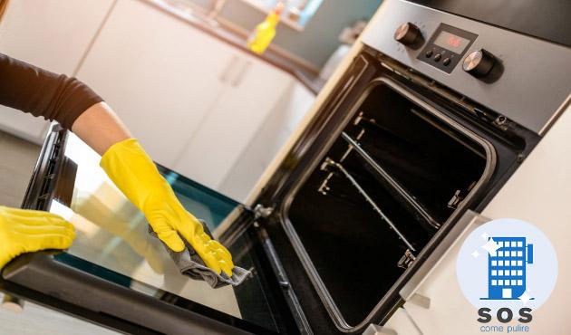 Come pulire il forno di casa