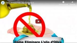 Detersivo biologico anallergico per eliminare olio
