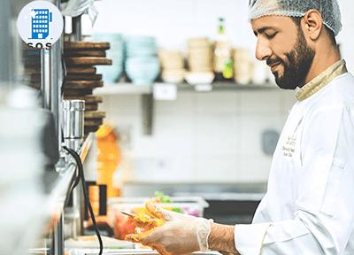 Forniture alberghiere per ristorazione: lavare & igienizzare