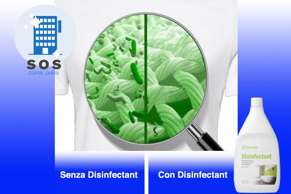Read more about the article Disinfettante casalingo e disinfettante presidio medico chirurgico