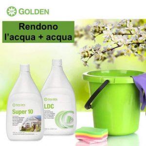 In Amazon detersivo per pavimenti biodegradabile